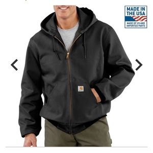 Carhartt Black Duck Thermal Lined Active Jac